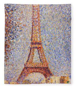 Eiffel Tower-Georges Seurat