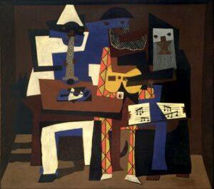 Picasso-Three-Musicians